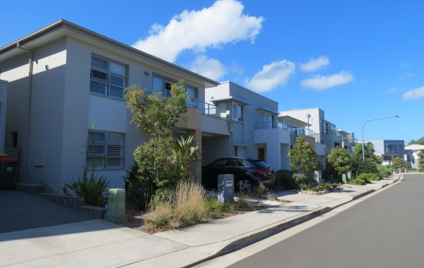 Willoughby Townhouses