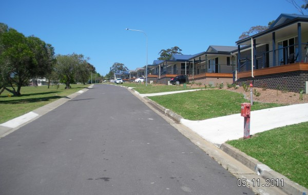 HMAS Creswell Residential Dwellings